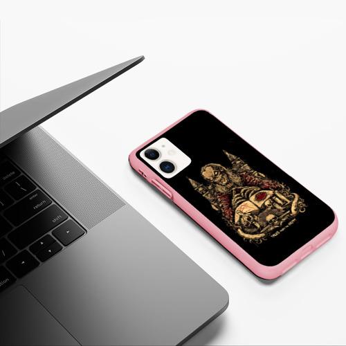 Чехол для iPhone 11 матовый Tales from the crypt Фото 01