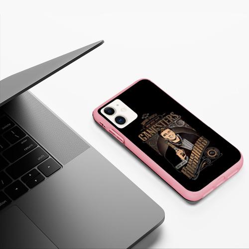 Чехол для iPhone 11 матовый ЗДОРОВА БАНДИТЫ Фото 01