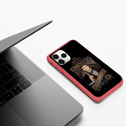 Чехол для iPhone 11 Pro матовый ЗДОРОВА БАНДИТЫ Фото 01
