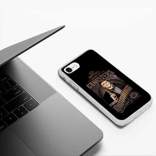Чехол для iPhone 7/8 матовый ЗДОРОВА БАНДИТЫ Фото 01