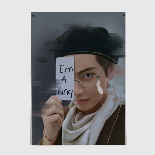 Постер BTS Фото 01