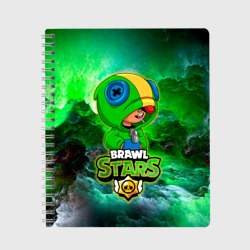 Space Leon Brawl Stars