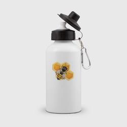 Пчела на соте
