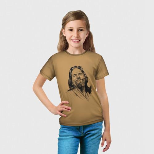 Детская футболка 3D The Big L Фото 01