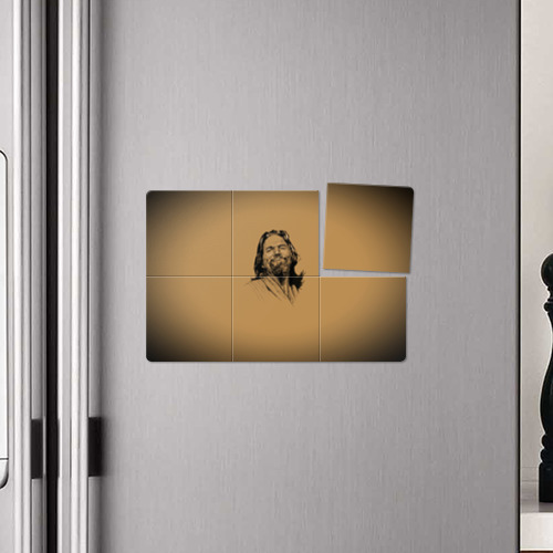Магнитный плакат 3Х2 The Big L Фото 01