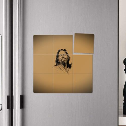 Магнитный плакат 3Х3 The Big L Фото 01