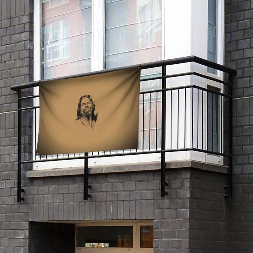 Флаг-баннер The Big L Фото 01