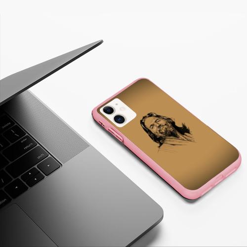 Чехол для iPhone 11 матовый The Big L Фото 01
