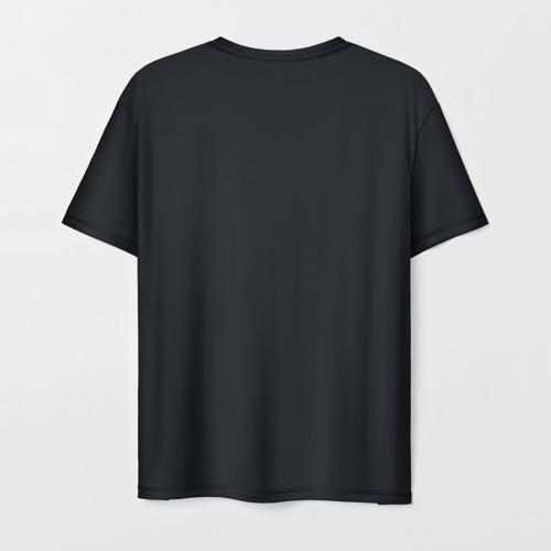 Мужская футболка 3D Sub-Zero Фото 01