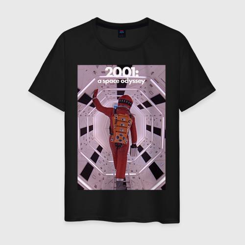 Мужская футболка хлопок Astronaut in a spacesuit Фото 01