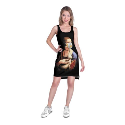 Платье-майка 3D Чечилия Галлерани Фото 01