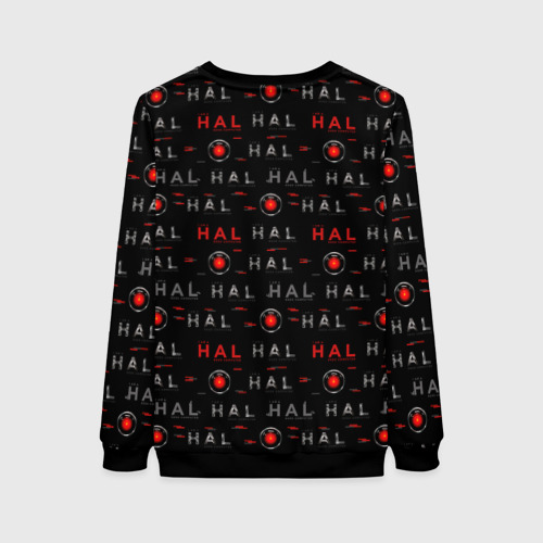 Женский свитшот 3D HAL 9000 Фото 01