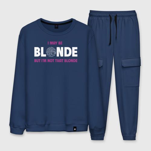 Не настолько блондинка