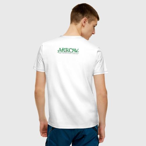Мужская футболка хлопок Green Arrow Фото 01