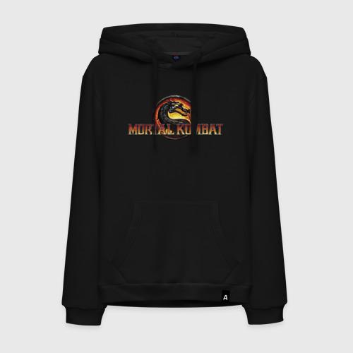 Мужская толстовка хлопок Mortal Kombat Фото 01