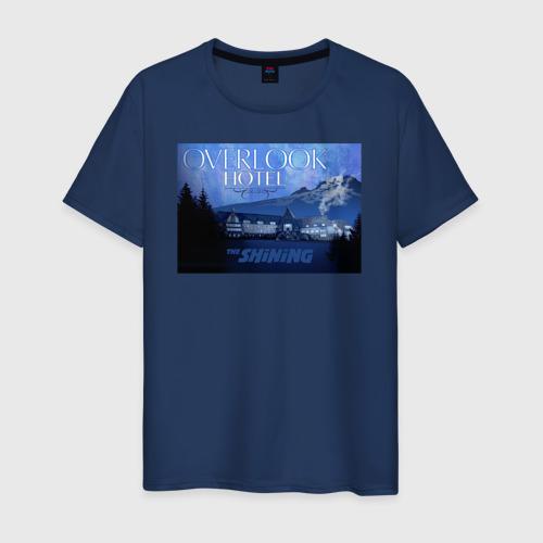 Мужская футболка хлопок Overlook Hotel Фото 01