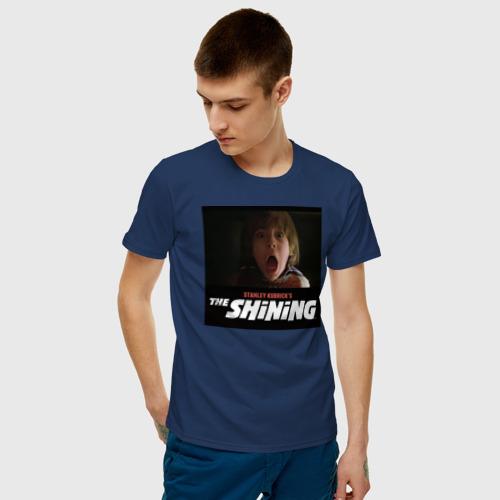 Мужская футболка хлопок The Shining. Danny Torrens Фото 01