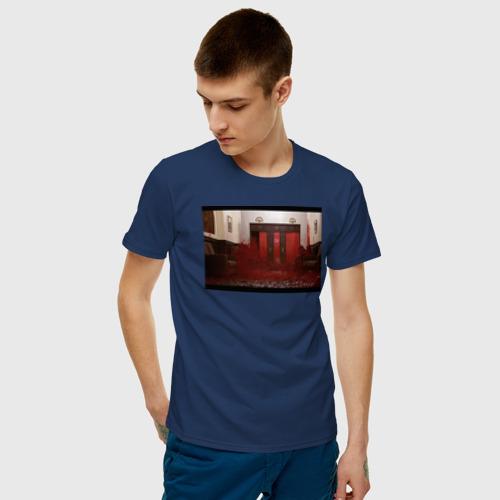 Мужская футболка хлопок The Shining Frame Фото 01