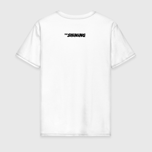 Мужская футболка хлопок The Shining Typewriter Frame Фото 01