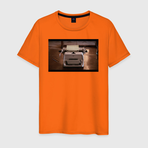 The Shining Typewriter Frame