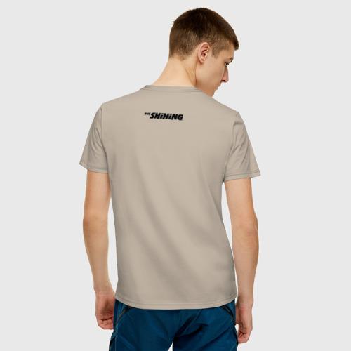 Мужская футболка хлопок The Shining Фото 01
