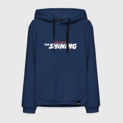 The Shining Logo White