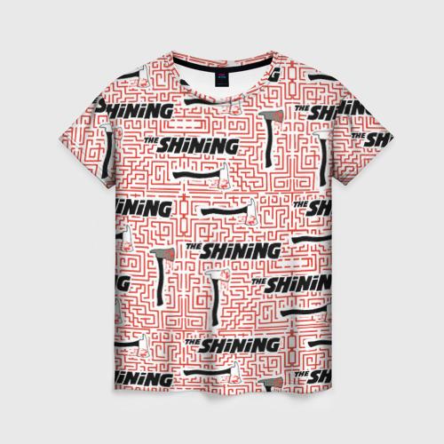The Shining Labirint Pattern