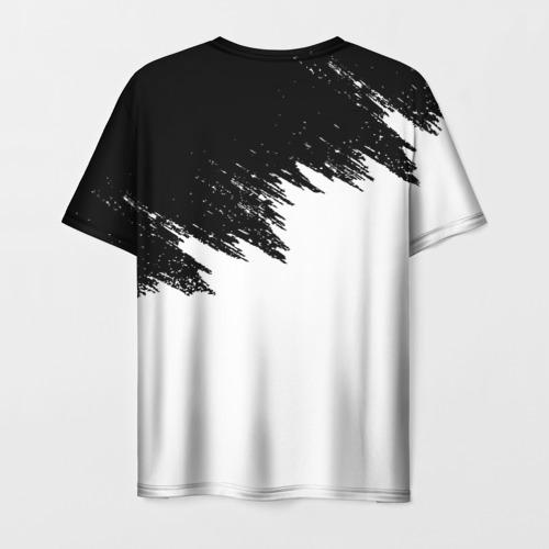 Мужская футболка 3D MERCEDES-BENZ AMG Фото 01