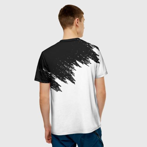 Мужская футболка 3D AUDI Фото 01