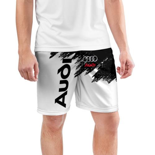 Мужские шорты спортивные AUDI Фото 01