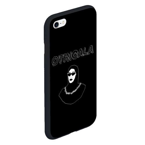 Чехол для iPhone 6/6S матовый Otricala Фото 01