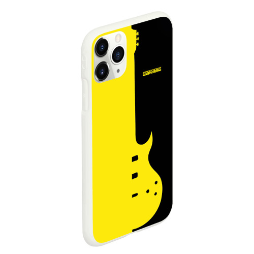 Чехол для iPhone 11 Pro Max матовый Scorpions Фото 01