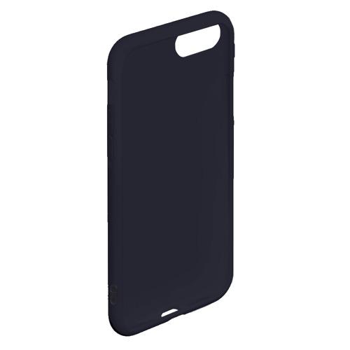 Чехол для iPhone 7/8 матовый Итачи, Ты под моим гендзюцу Фото 01
