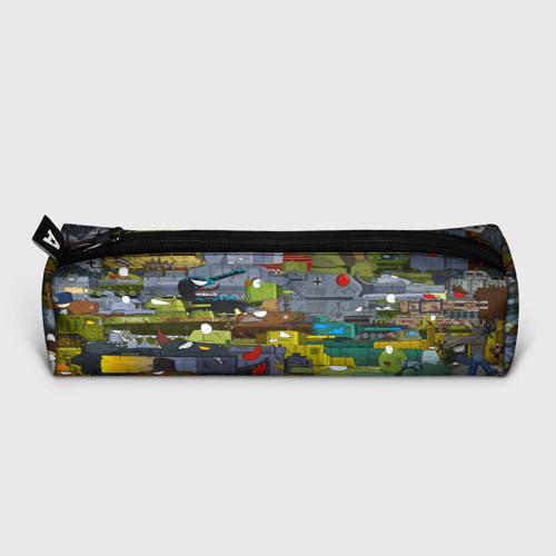 Пенал школьный 3D Геранд шоп-Мир танков  Фото 01