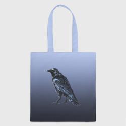 футуристический ворон