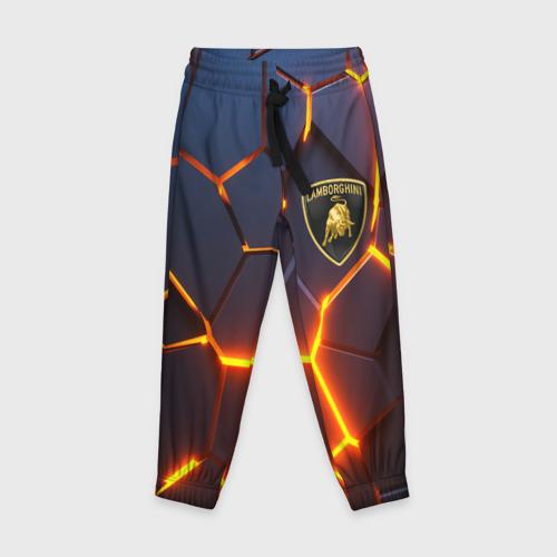 Детские брюки 3D LAMBORGHINI   3D ПЛИТЫ Фото 01
