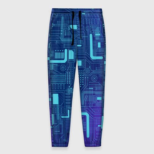 Мужские брюки 3D Схема Фото 01