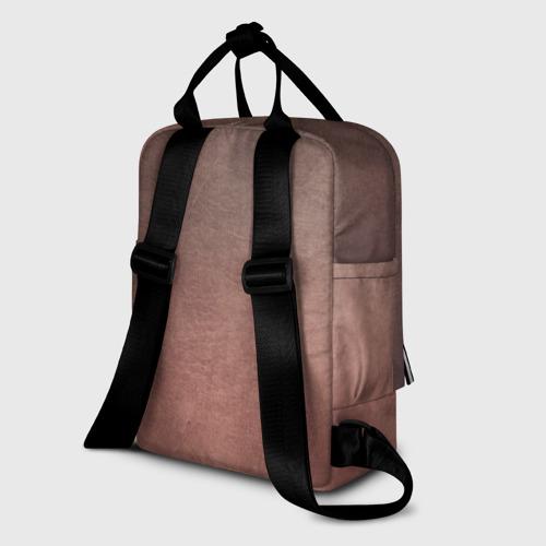 Женский рюкзак 3D Чуя Накахар на состаренном фоне Фото 01