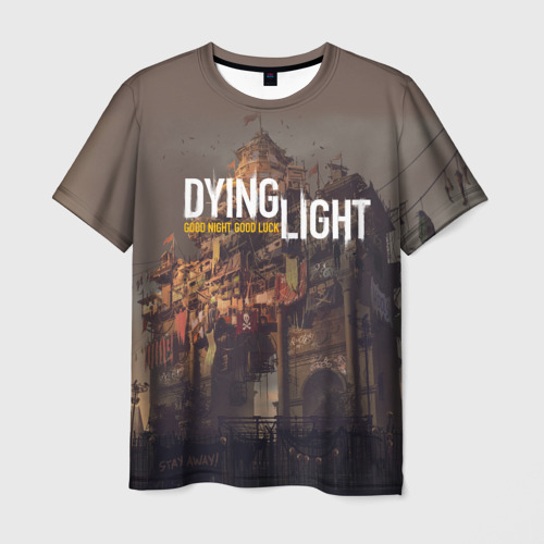 DYING LIGHT (+спина) (Z)