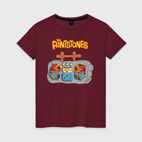 Flintstone tape recorder