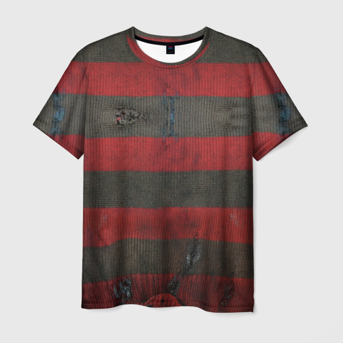 Мужская футболка 3D Freddy Krueger Фото 01