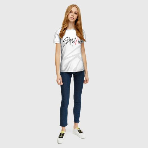 Женская футболка 3D Stray Kids Фото 01