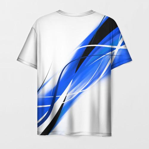 Мужская футболка 3D РОССИЯ | RUSSIA Фото 01