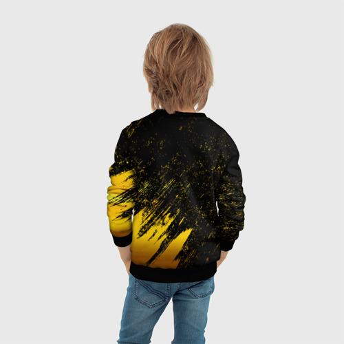 Детский свитшот 3D STANDOFF 2 GOLD SKULL Фото 01
