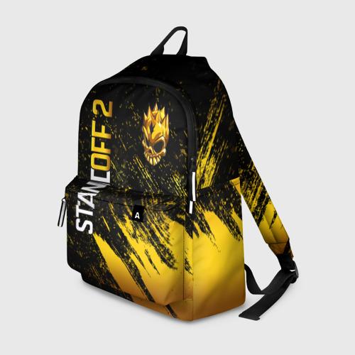 Рюкзак 3D STANDOFF 2 GOLD SKULL Фото 01