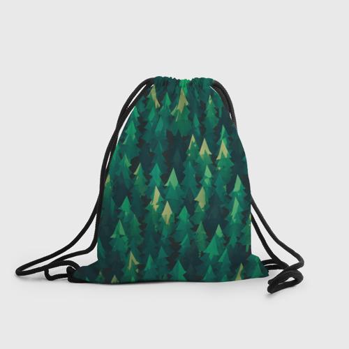 Рюкзак-мешок 3D ЛЕС One фото