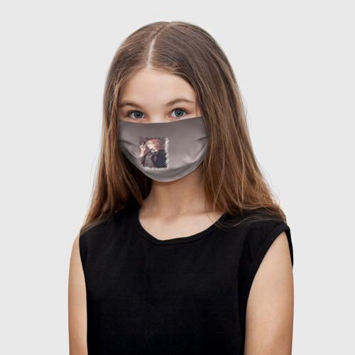 Детская маска (+5 фильтров) Чуя Накахара Фото 01
