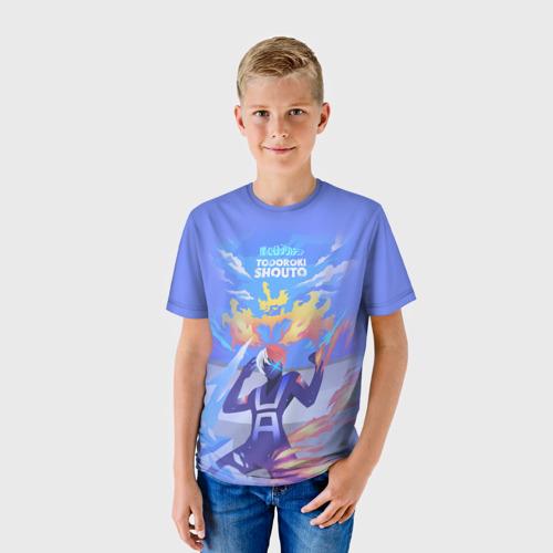 Детская футболка 3D My Hero Academia  Фото 01