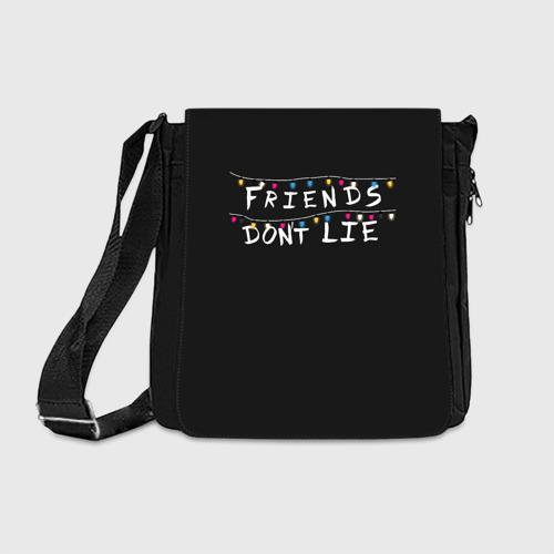 Сумка через плечо Friends Dont Lie Фото 01