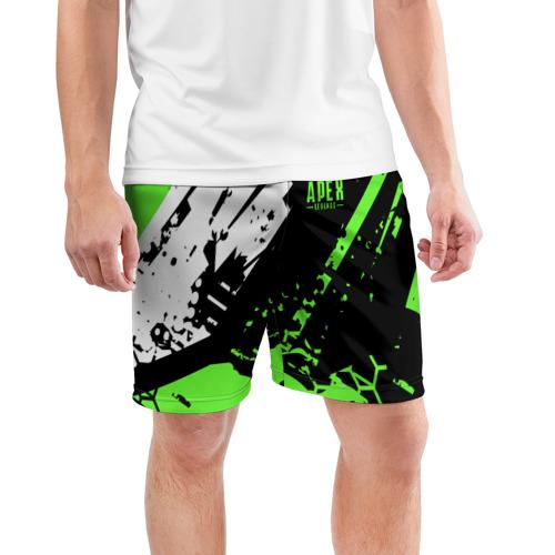 Мужские шорты спортивные Apex Legends Фото 01